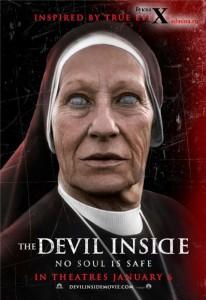Одержимая (The Devil Inside), 2012