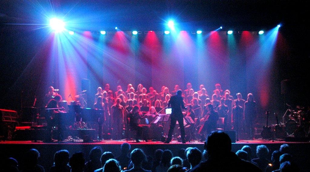 Scala & Kolachny Brothers - концертное выступление